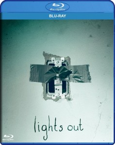 Lights Out Blu-Ray - Y34364 BDW