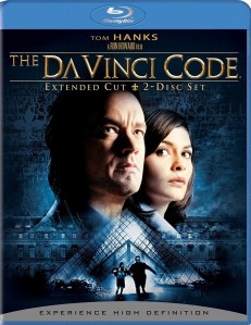 The Da Vinci Code Blu-Ray - 10226749
