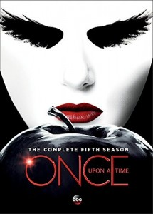 Once Upon a Time: Season 5 DVD - 10226890