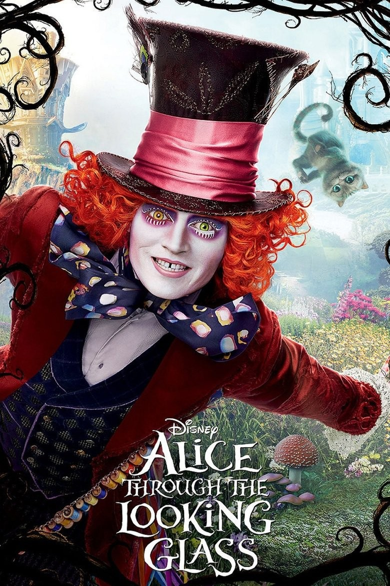 Alice Through the Looking Glass DVD - 10226884