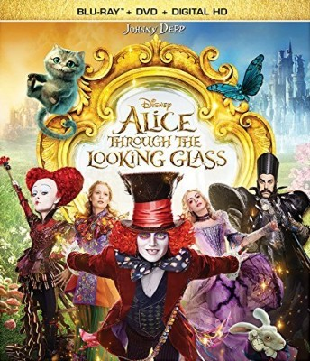Alice Through the Looking Glass Blu-Ray - 10226885