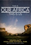 This Is Our Africa This Is Us: Golden Gate Highland National Park DVD - PAN001