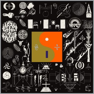 Bon Iver - 22, A Million CD - JAG300