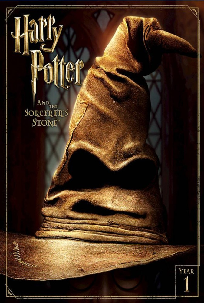 Harry Potter and the Philosopher's Stone DVD - Y34397 DVDW
