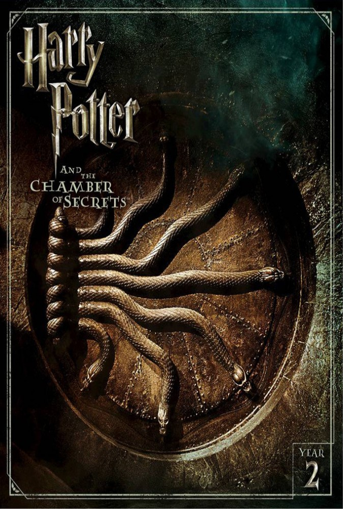 Harry Potter and the Chamber of Secrets DVD - Y34398 DVDW