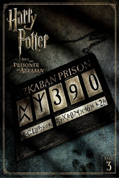 Harry Potter and the Prisoner of Azkaban DVD - Y34399 DVDW