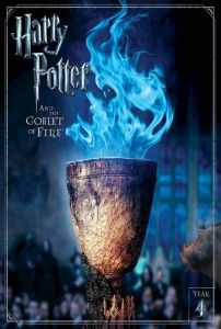 Harry Potter and the Goblet of Fire DVD - Y34400 DVDW