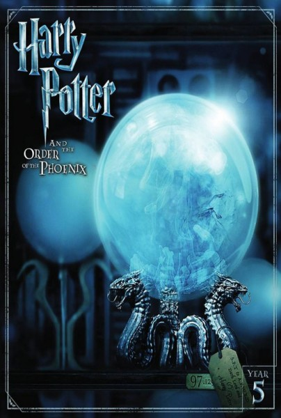 Harry Potter and the Order of the Phoenix DVD - Y34401 DVDW