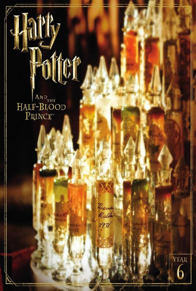 Harry Potter and the Half-Blood Prince DVD - Y34402 DVDW