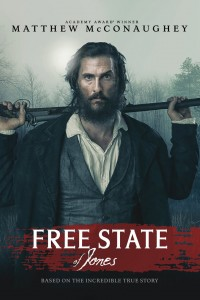 Free State of Jones DVD - 04190 DVDI