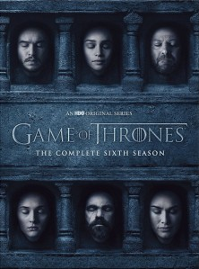Game of Thrones: Season 6 DVD - Y34275 DVDW