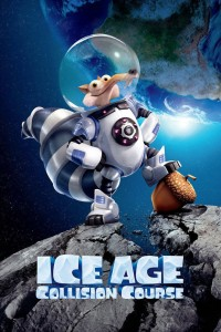 Ice Age: Collision Course DVD - 63901 DVDF