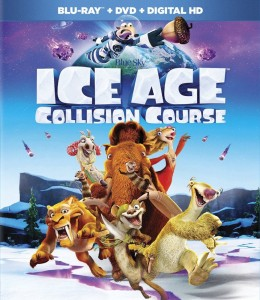 Ice Age: Collision Course Blu-Ray - BDF 63901