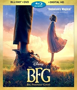 The BFG Blu-Ray - BDI 04192