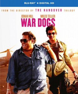 War Dogs Blu-Ray - Y34376 BDW