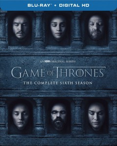 Game of Thrones: Season 6 Blu-Ray - Y34270 BDW