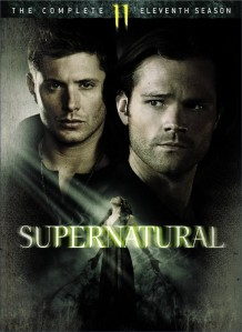 Supernatural: Season 11 DVD - Y34294 DVDW
