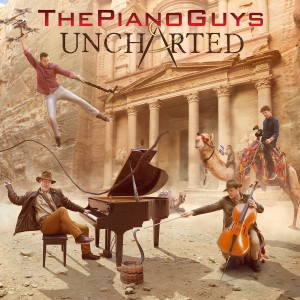 The Piano Guys - Uncharted CD - 88985354892