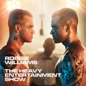 Robbie Williams - The Heavy Entertainment Show CD - CDCOL7612