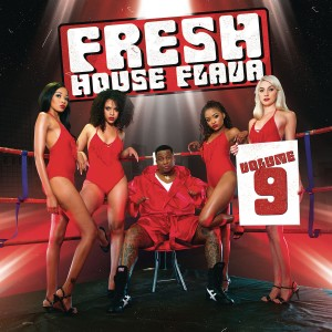 Fresh House Flava Vol.9 CD - CDHAF1162