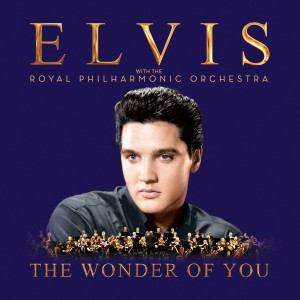 Elvis Presley & The Royal Philharmonic Orchestra - The Wonder of You: Elvis with the Royal Philharmonic Orchestra CD - CDRCA7516