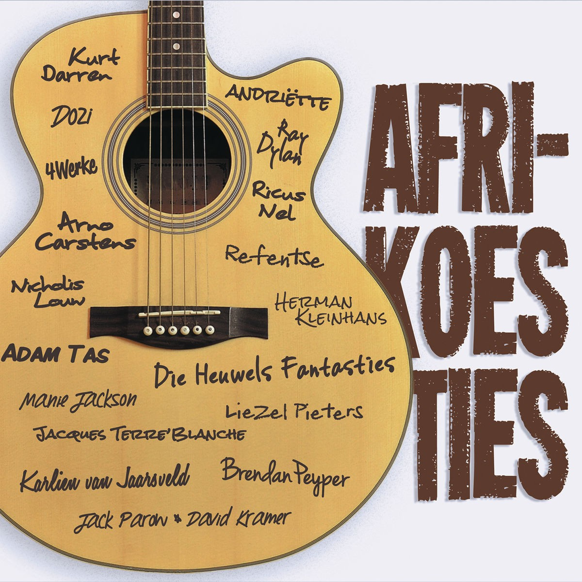 Afri-koesties CD - CDSEL0219