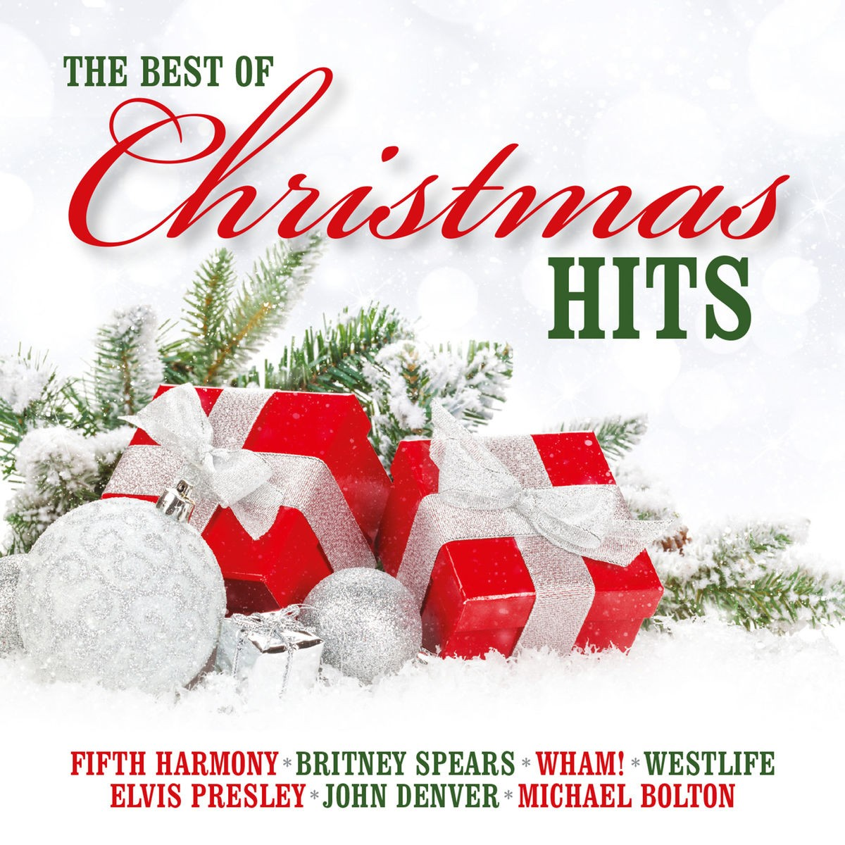 The Best Of Christmas Hits [CD] | Echo\'s Record Bar Online Store