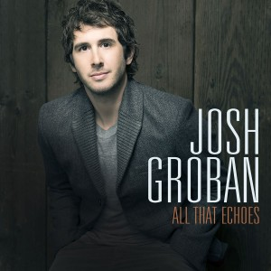 Josh Groban - All That Echoes (Deluxe Version) CD - WBCD 2308
