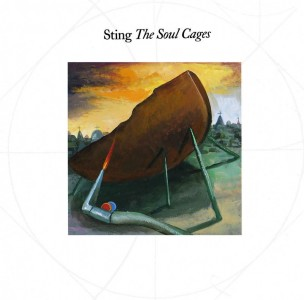 Sting - The Soul Cages VINYL - 00828 3964051