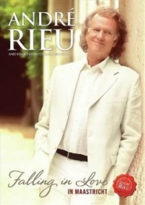 Andre Rieu - Falling In Love In Maastricht Blu-Ray - 06025 5714909