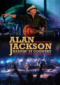 Alan Jackson - Keepin' It Country - Live At Red Rocks DVD - 50345 0412187