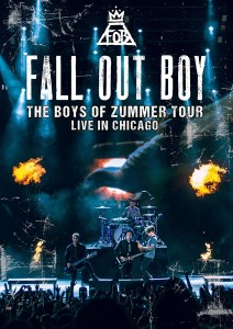 Fall Out Boy - The Boys Of Zummer Tour: Live In Chicago DVD - 50345 0412197