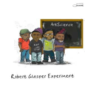 Robert Glasper Experiment - ArtScience CD - 06025 4797050