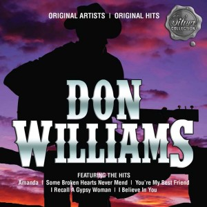 Don Williams - Silver Collection CD - BUDCD 1419