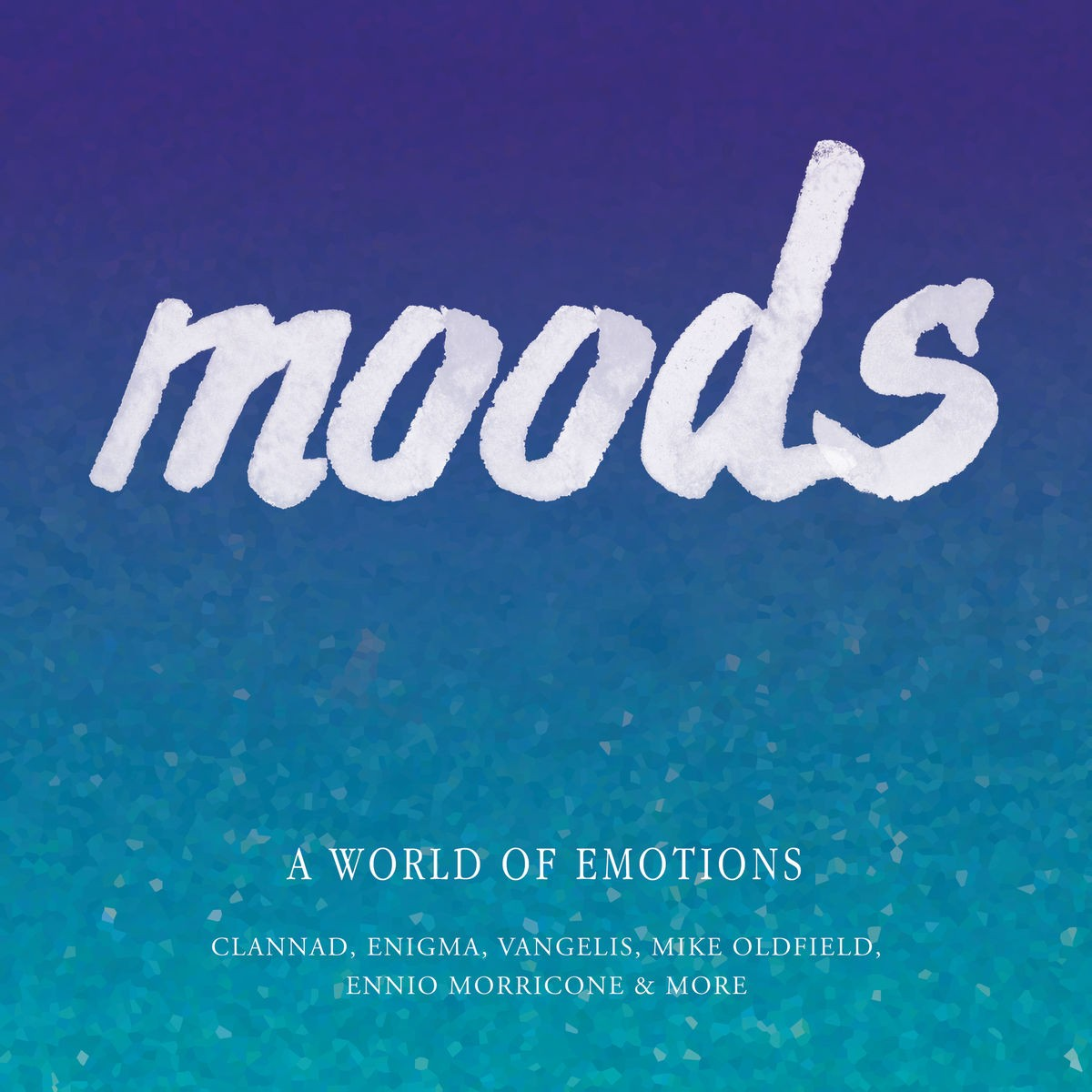 Moods - A World Of Emotions CD - DARCD 3161