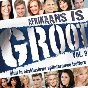 Afrikaans Is Groot Vol.9 CD - CDJUKE 142