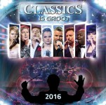 Classics Is Groot 2016 CD - CDJUKE 143