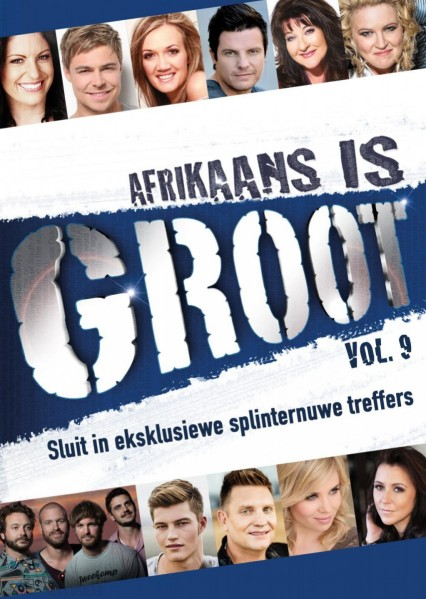 Afrikaans Is Groot Vol.9 DVD - DVDJUKE 58