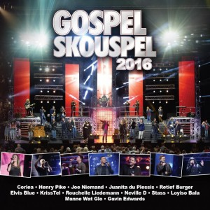 Gospel Skouspel 2016 CD - RTGSCD 2016