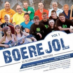 Boerejol Vol.1 CD - CDMAR6215