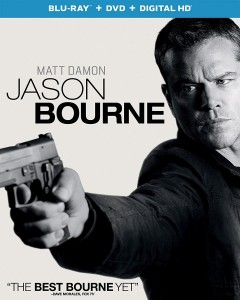 Jason Bourne Blu-Ray - BDU 494445