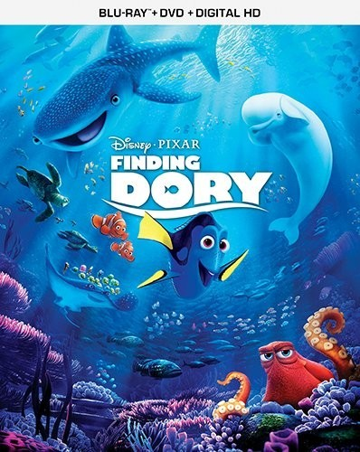 Finding Dory Blu-Ray - 10227054