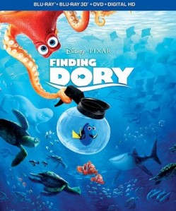 Finding Dory Blu-Ray+3D Blu-Ray - 10227055