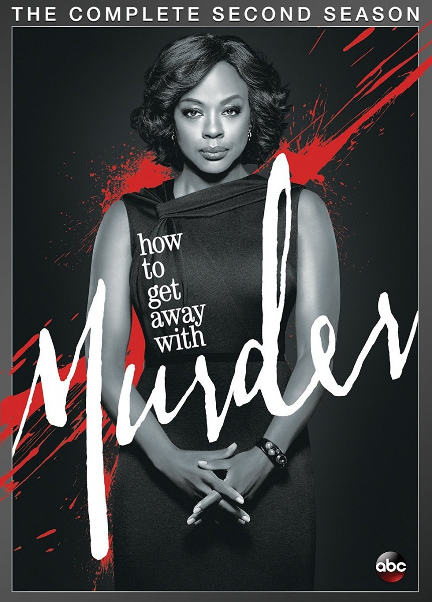 How to Get Away with Murder: Season 2 DVD - 10227062