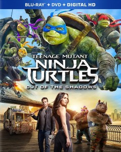 Teenage Mutant Ninja Turtles: Out of the Shadows Blu-Ray - WLBD141745 BDP