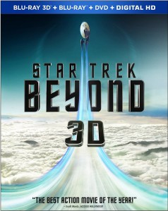 Star Trek Beyond 3D Blu-Ray - WLBD141744 BDP