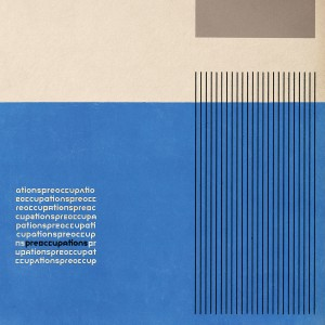 Preoccupations - Preoccupations VINYL - JAG290LP-C1
