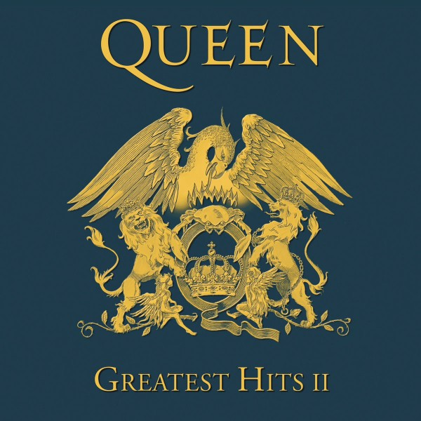 Queen - Greatest Hits II VINYL - 06025 5704844