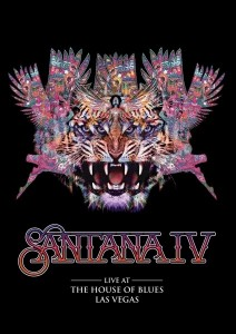Santana - Live At The House Of Blues Las Vegas DVD - 50345 0412447