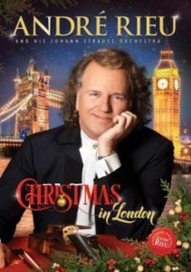 Andre Rieu - Christmas Forever - Live In London Blu-Ray - 06025 5717963